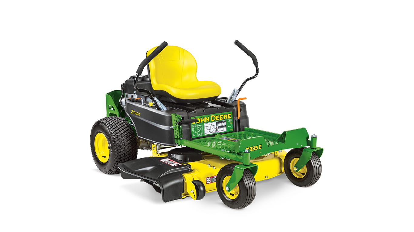 Z335E, E Series, Zero-Turn Mowers, ZTrak Mowers