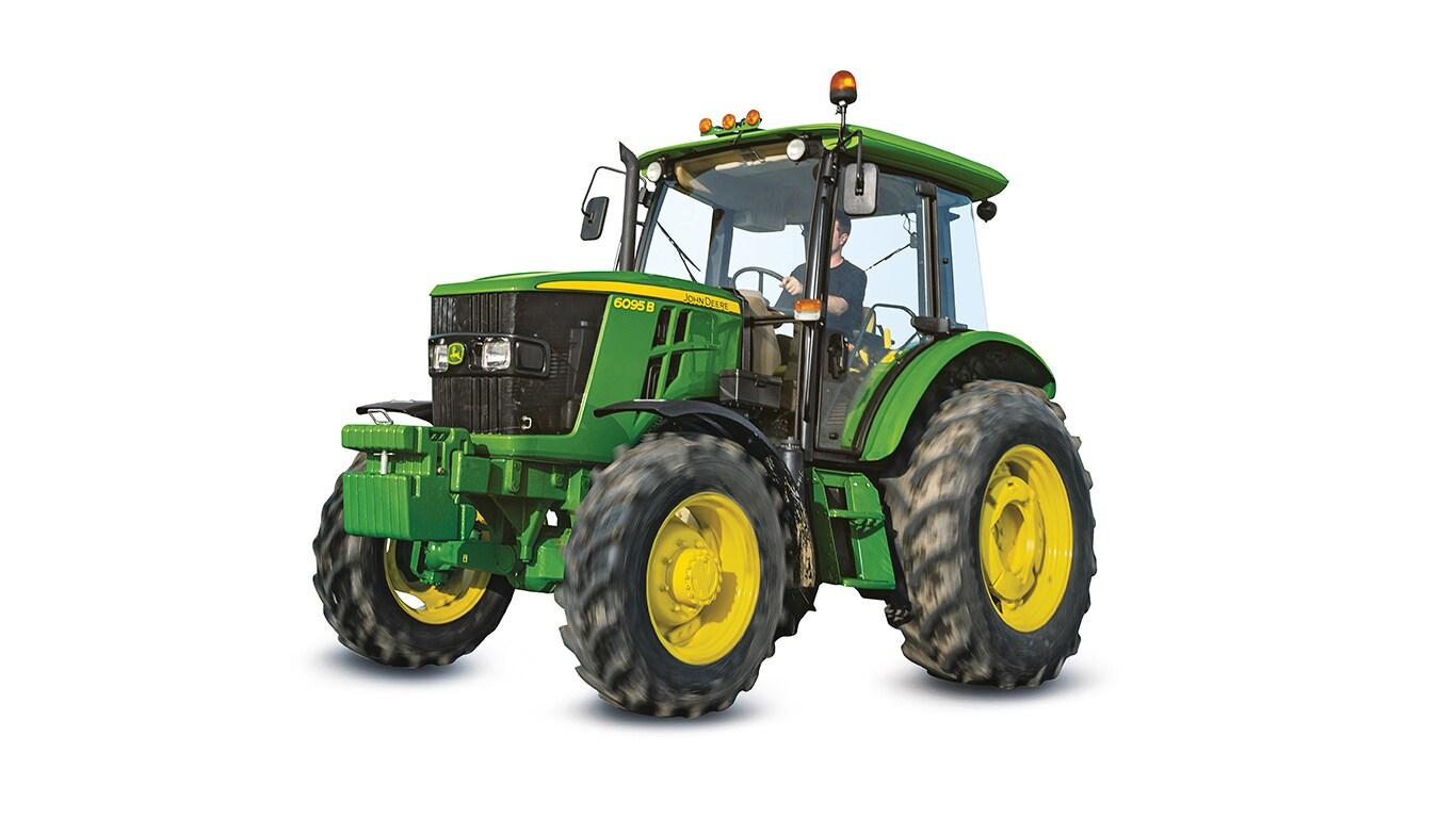 Трактор модели 6095B