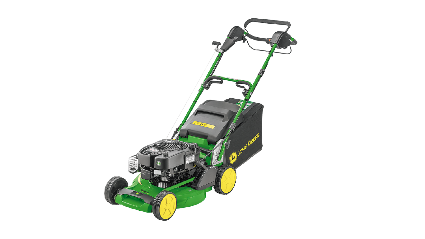 petrol mower r47ve