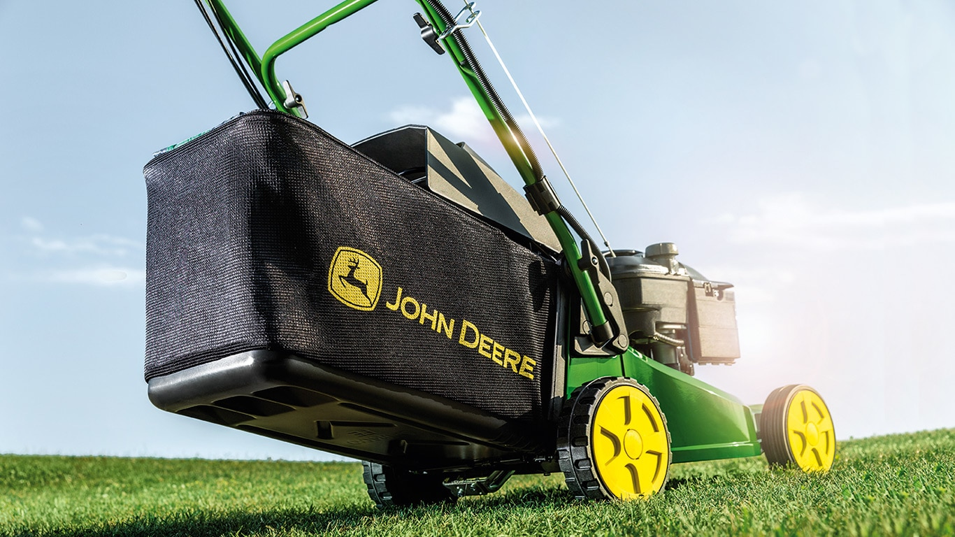 John Deere Walk Behind Mower JX90